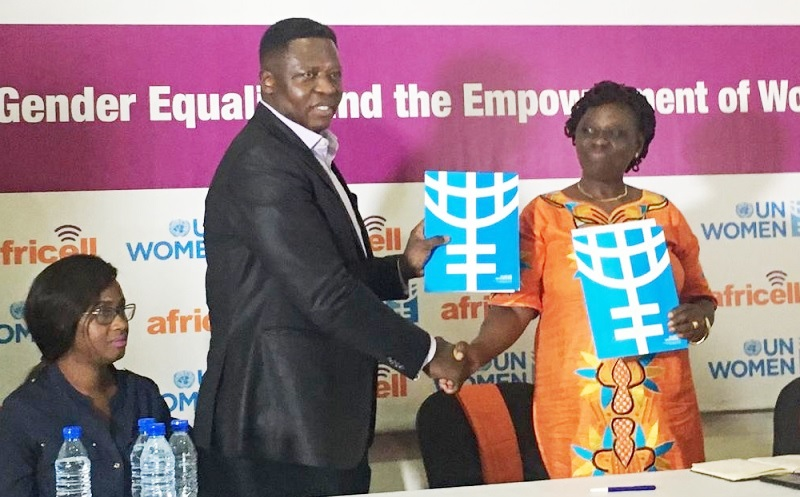 Africell, UN Women Partners To Promote Gender Equality, Women Empowerment