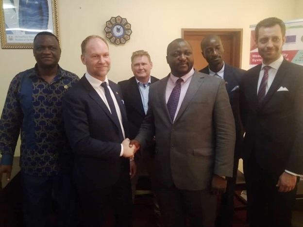 Bravura AS. Norway Lures Government of Sierra Leone