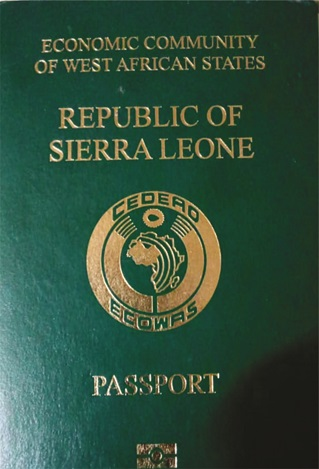 As Nigeria faces US Ban… Thousands of Nigerians Jet In For Sierra Leone Passports