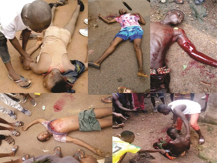 Massive Killings In Makeni