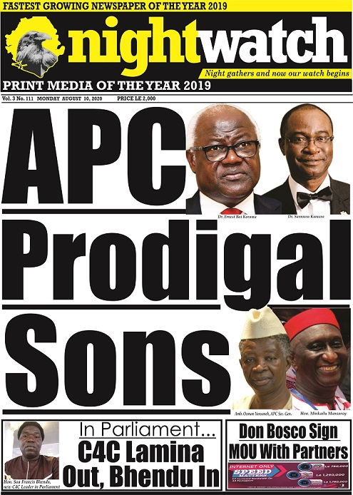 APC Prodigal Sons