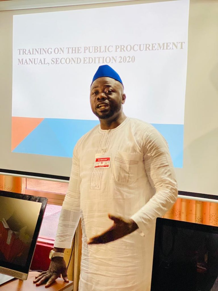 130 MDA's Trained On Procurement