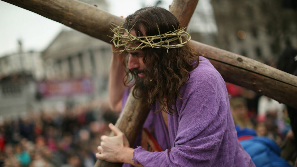 Good Friday: Jesus Must Die