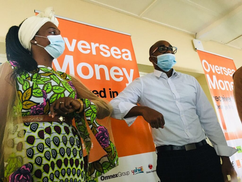 Orange Launches Orange Overseas Money